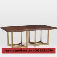 bàn ghế ăn gỗ cao cấp tphcm