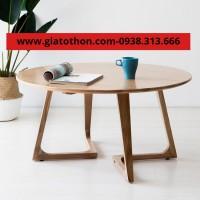 bàn ghế gỗ cafe cóc tphcm