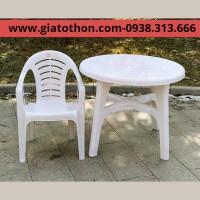 ghế nhựa dựa