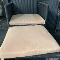 mẫu bàn ghế ngoài trời