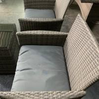 nội thất mây nhựa giá rẻ