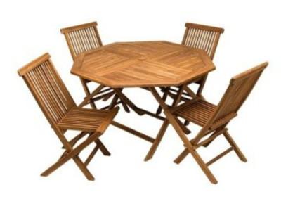 Bàn ghế xuất khẩu dành cho sân vườn