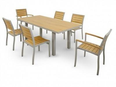 Tổng hợp các mẫu bàn ghế sân vườn đẹp