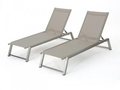 Thư giãn ngoài trời với ghế nằm cao cấp