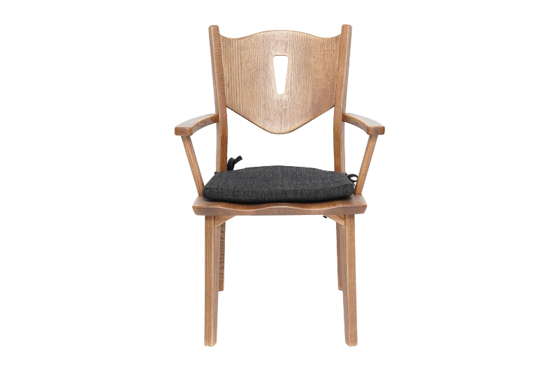 Ghế gỗ phòng khách kiểu dáng hiện đại