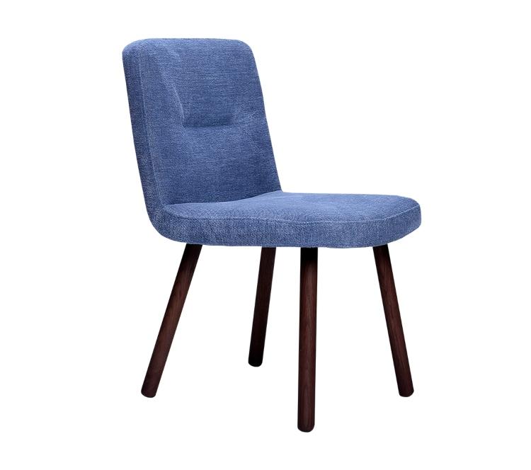 Ghế gỗ phòng ăn có nệm cao cấp