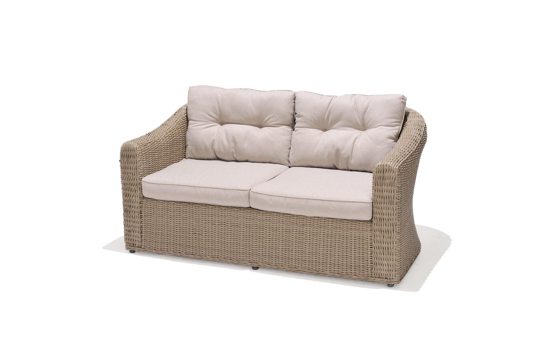 Ghế sofa nhựa mây 002